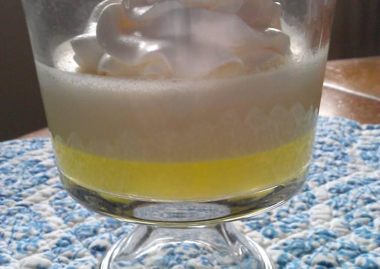 Creamy Jell- O Layers