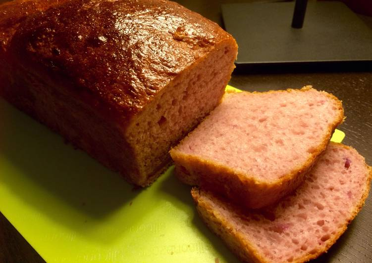 Step-by-Step Guide to Prepare Homemade Sweet Potato Bread