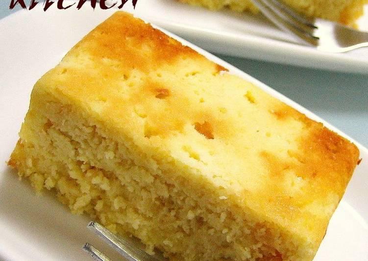 Recipe of Favorite Okara White Chocolate Cheesecake