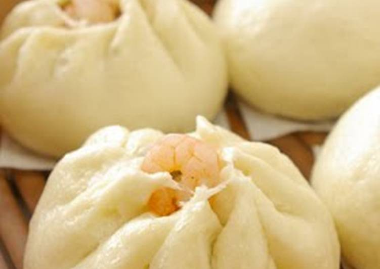 Easy Juicy Steamed Pork Buns (Nikuman)