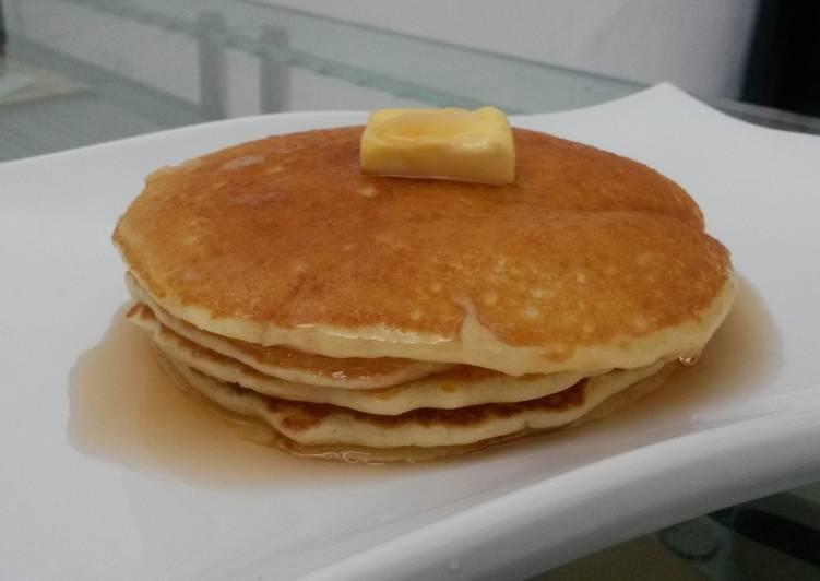 Easy Pancakes Recipe!