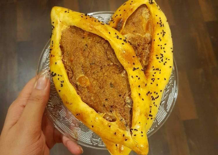 Turkish Pide (4 ways)