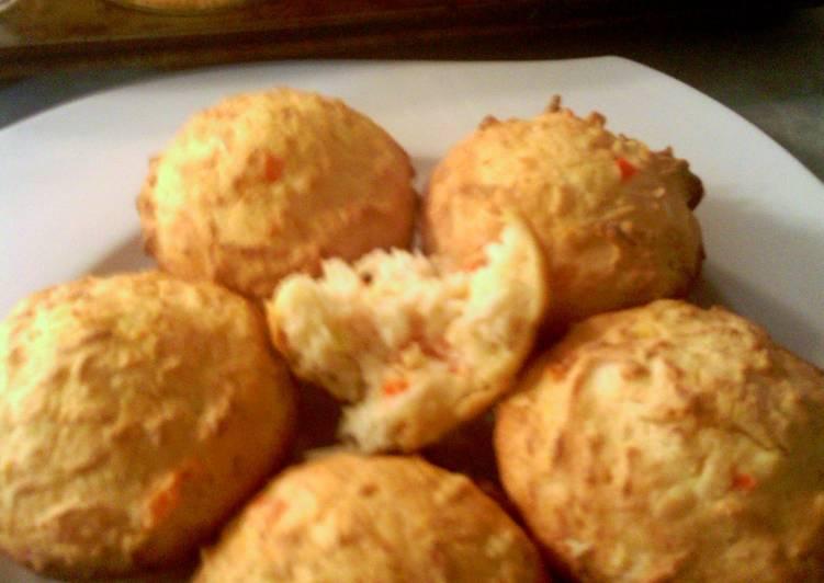 sunshine's crab cake muffins