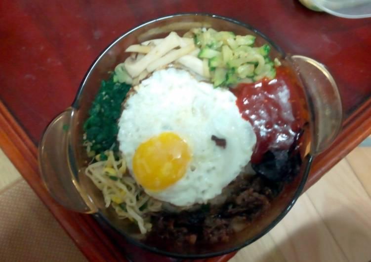 Recipe of Any-night-of-the-week Bibimbap