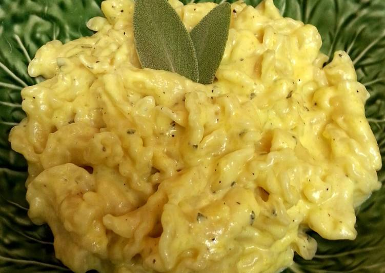 Step-by-Step Guide to Make Perfect Pumpkin Sage Cream Sauce