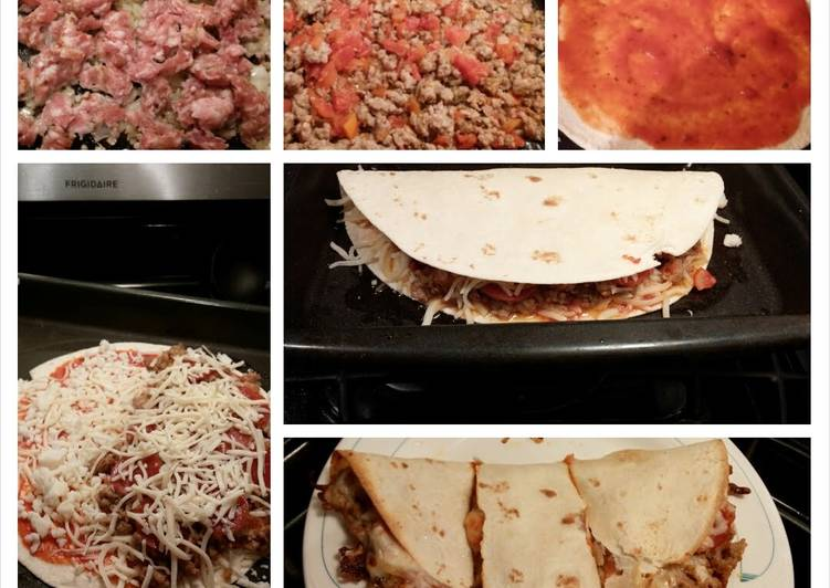 Pizza Quesadilla, Heart Friendly Foods You Need To Be Eating
