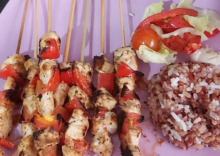 Sate Ayam Diet - cookandrecipe.com
