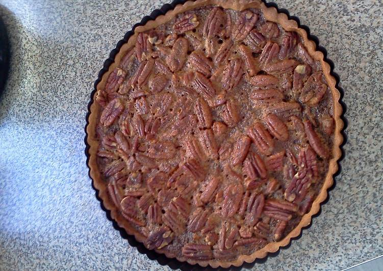 Step-by-Step Guide to Make Award-winning Pecan pie