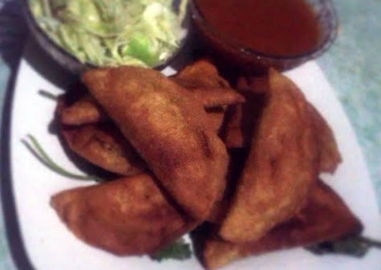 Guatemalan Empanadas/Dobladas