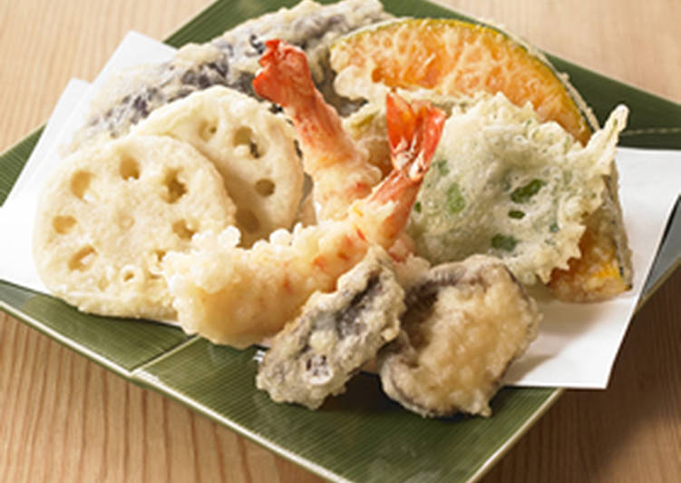 Steps to Make Ultimate Crispy Tempura