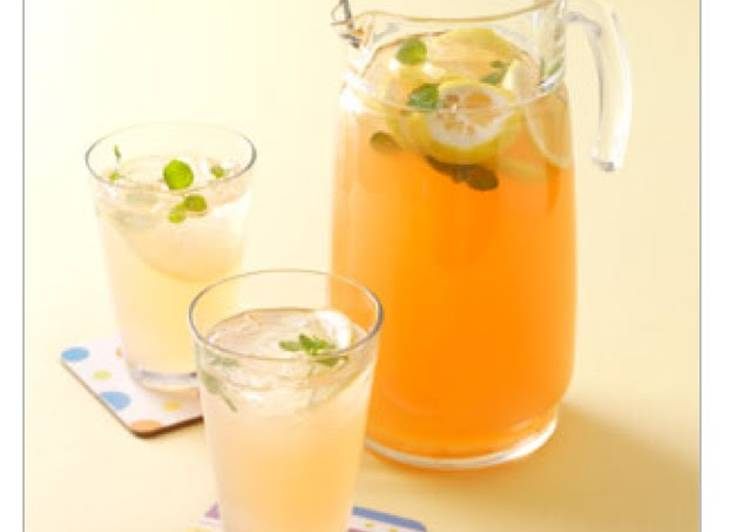 Step-by-Step Guide to Make Top-Rated Fresh Peach Lemonade