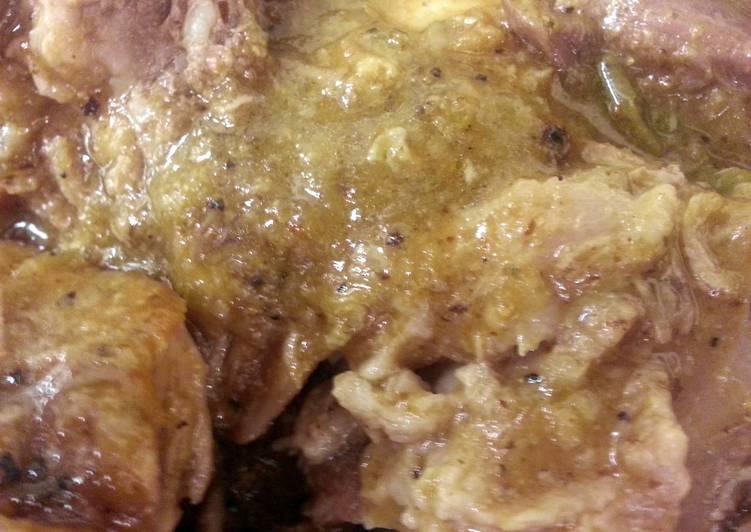 How to Make Appetizing Tamarind Braised Pork Shoulder