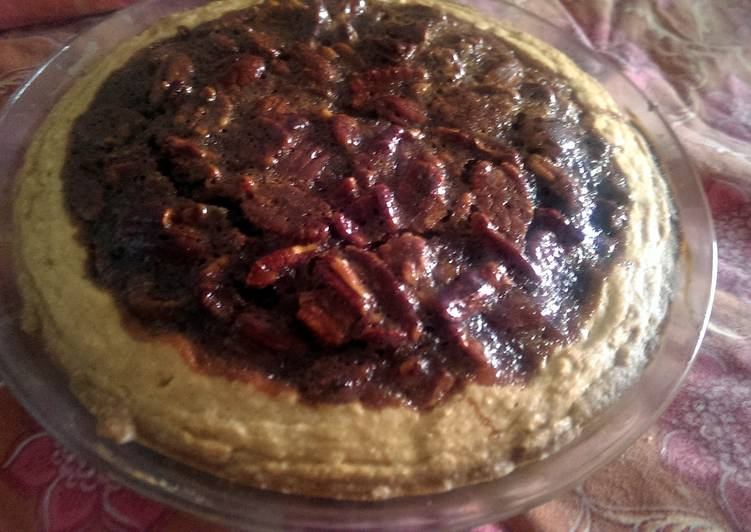 pecan pie in simple way