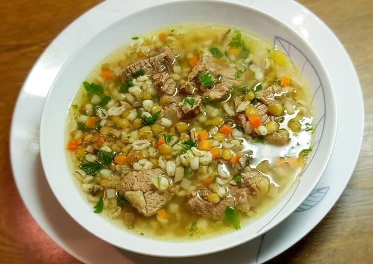 рецепты супов с фото простые в мультиварке свадебная