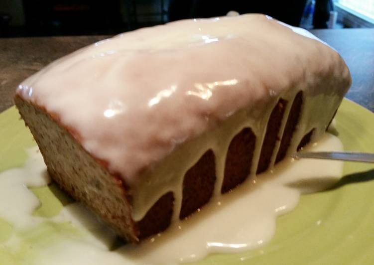 Sour Cream Banana Bread (no eggs)