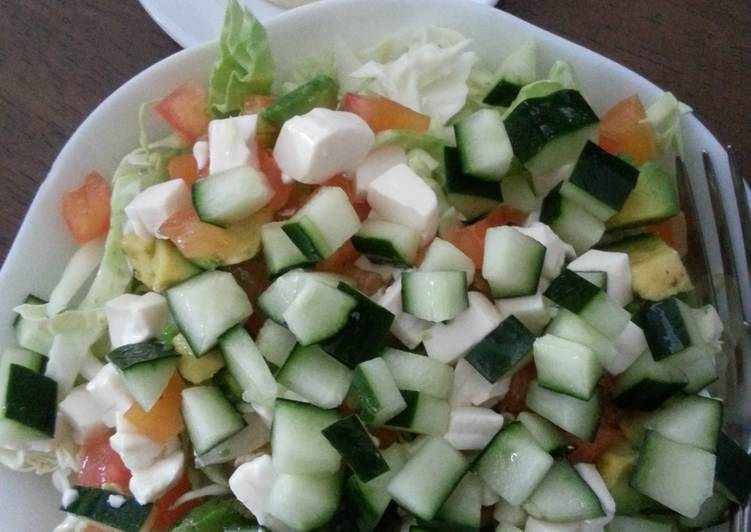Absolutely Ultimate Dinner Ideas Award Winning Japanese salad