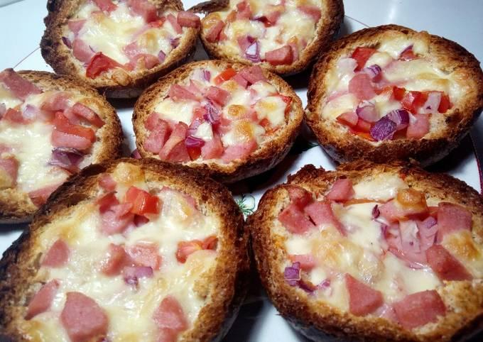 Bun-pizza