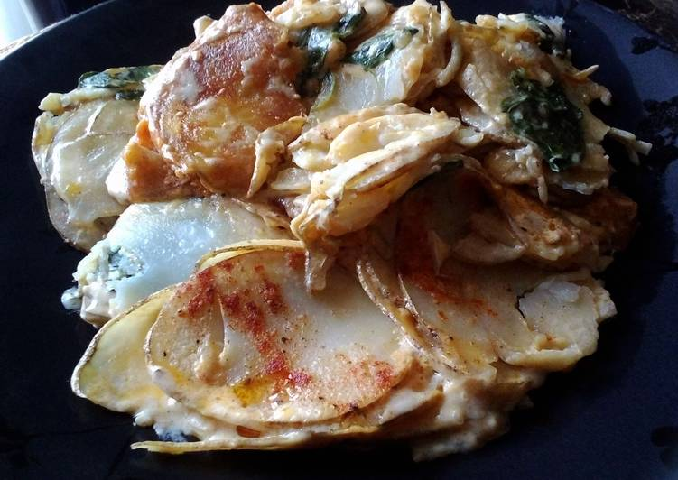Recipe of Favorite Stove top Scalloped Potatoes