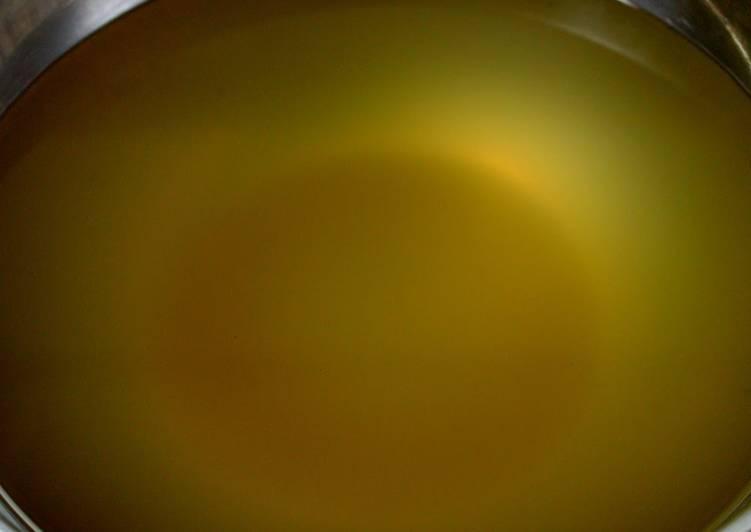 Recipe of Ultimate Bonito and Kombu Dashi Stock