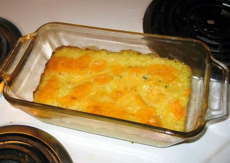 Creamy Rice Casserole