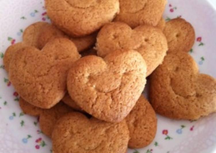 Steps to Make Favorite Easy Pancake Mix and Kinako Cookies