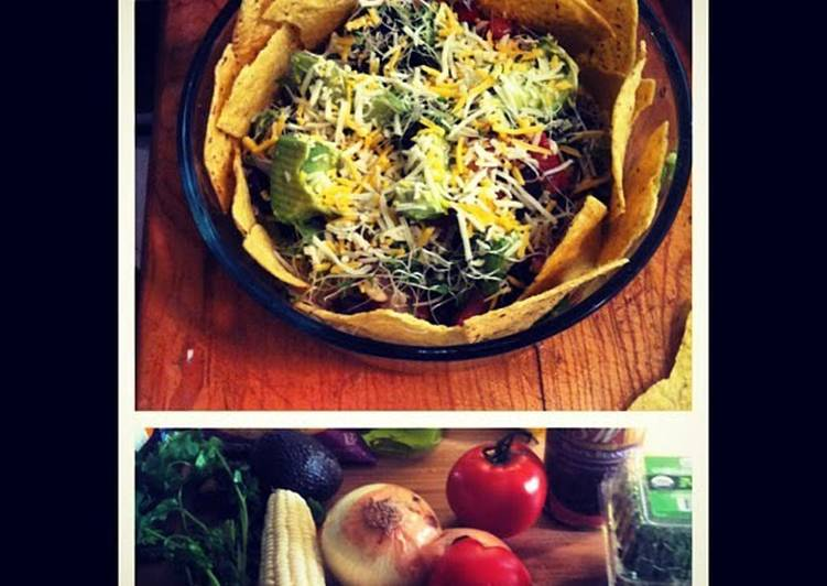 Bright Taco Salad