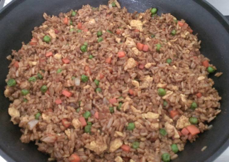 Super Easy Fried Rice