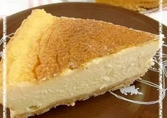 Recipe: Yummy Simple, Easy, Rich Cheesecake