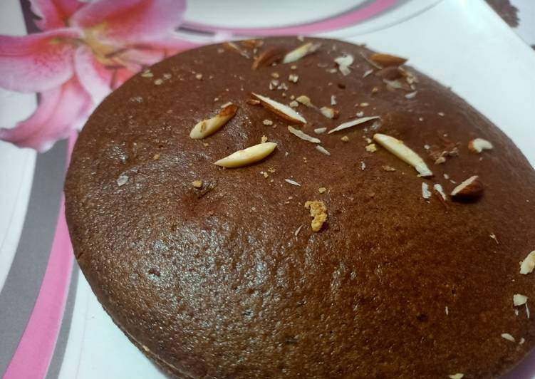 Recipe of Quick Chai (Tea)masala cake