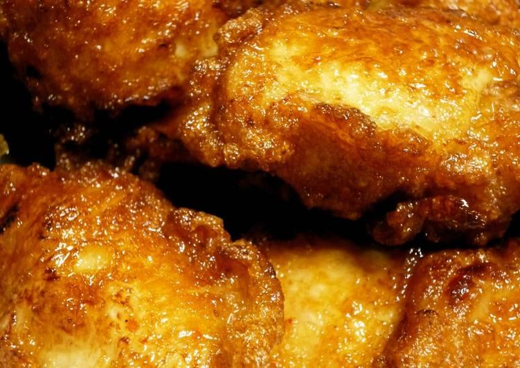 Rich-Tasting Salty Karaage Chicken Breast