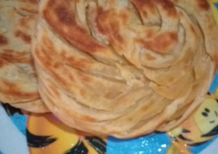 Resep Roti maryam irit untuk jualan