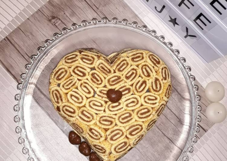 ☆Charlotte Royale Chocolat Tonka Poire☆ St Valentin☆