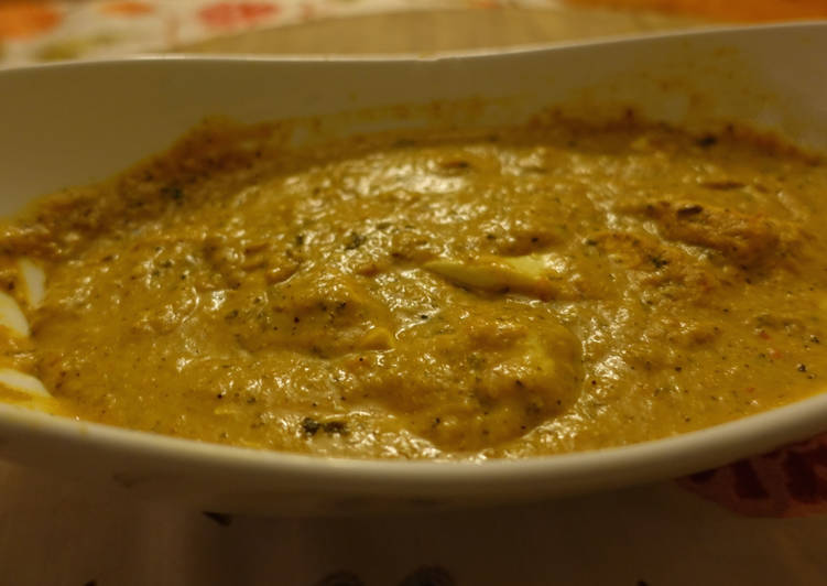 Low fat Shahi Paneer