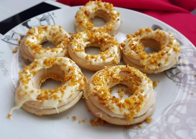 Donuts Con Harina De Avena Sabor Receta De Fini Bautista