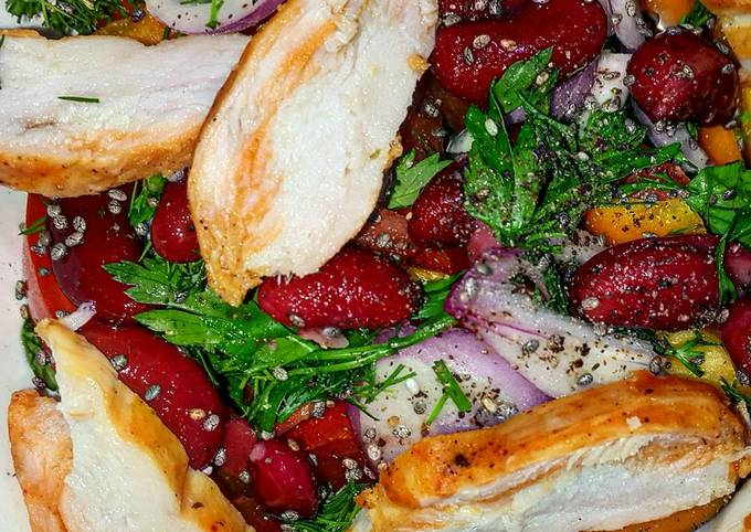 How to Prepare Perfect ^Chicken Salad ^