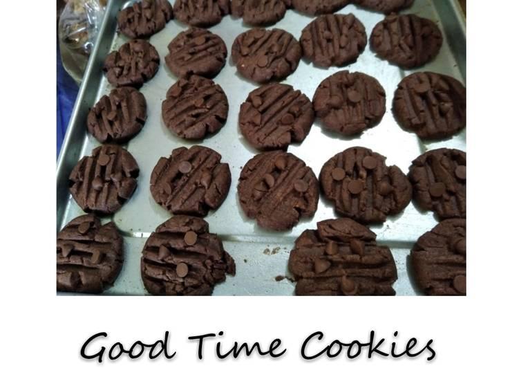 Good Time Cookies