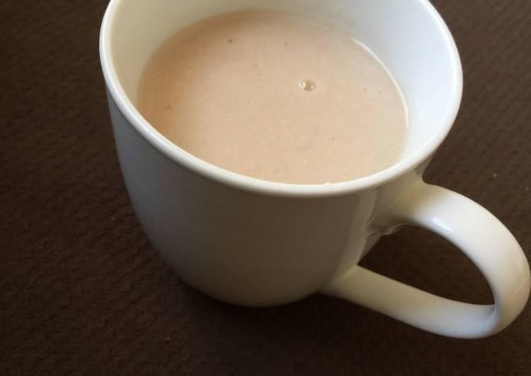 Como preparar agua de guayaba con leche
