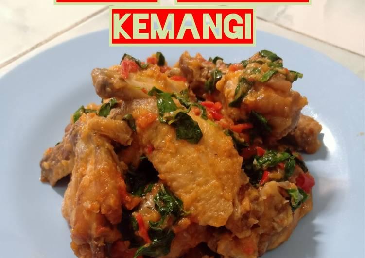 Ayam sambal kemangi