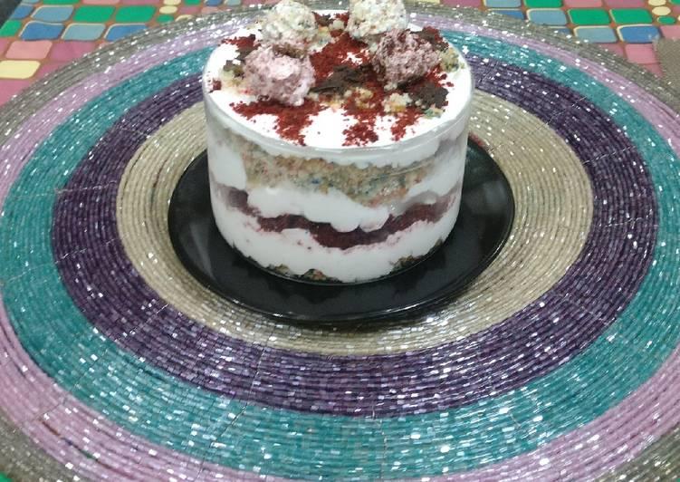 Step-by-Step Guide to Make Award-winning Cake & chocolate parafit