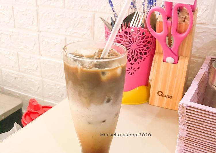 Ice coffee janji jiwa