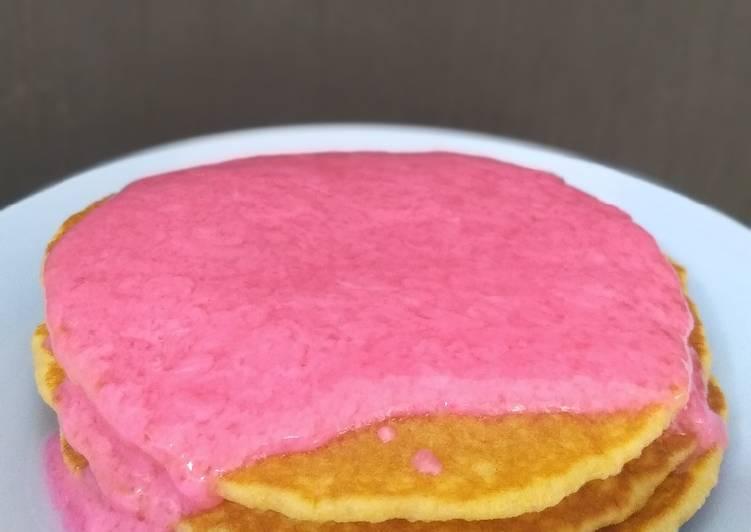 Resep Fluffy Pancake Terbaik