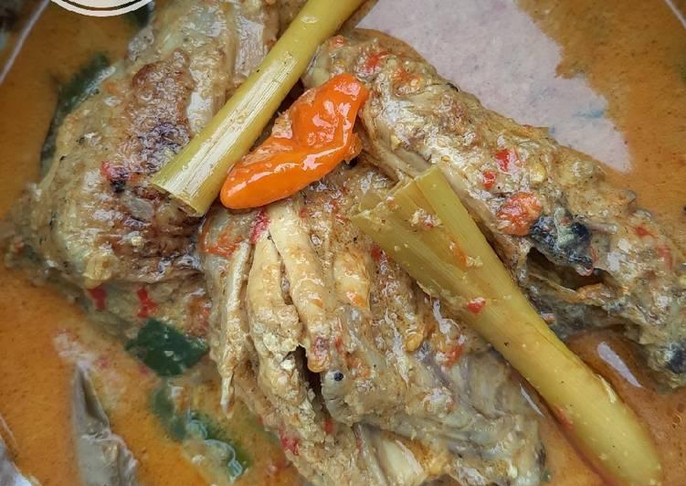 Lodho Bakar Ayam Kampung