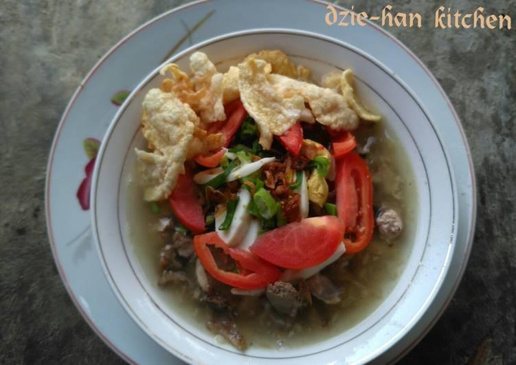 Bubur Ayam Banten