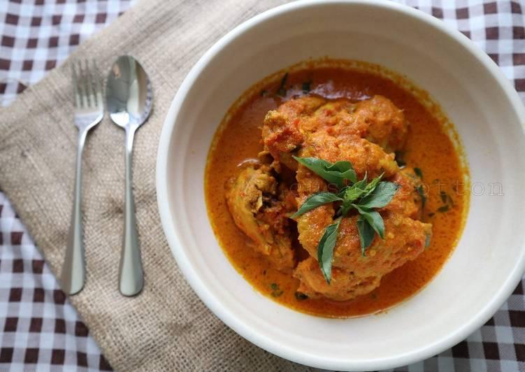 Resep Ayam Woku Belanga, Menggugah Selera