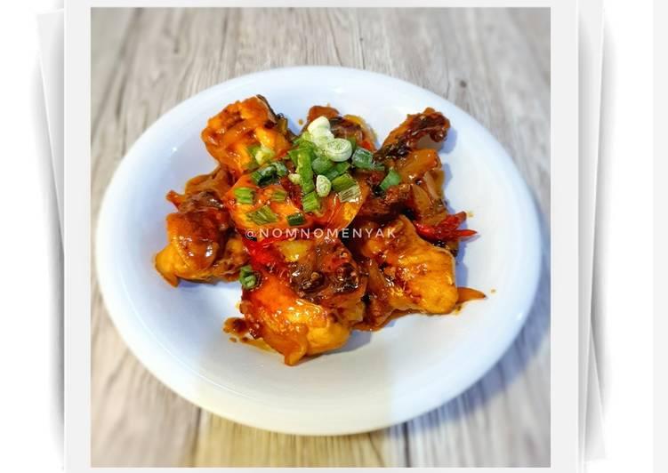 Ayam Panggang Asem Pedas - cookandrecipe.com