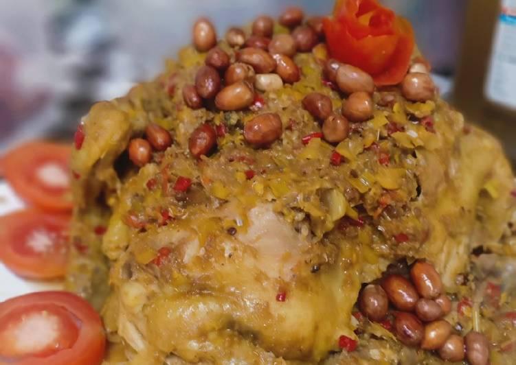 Resep Ayam betutu khas bali Yang Simple Pasti Lezat