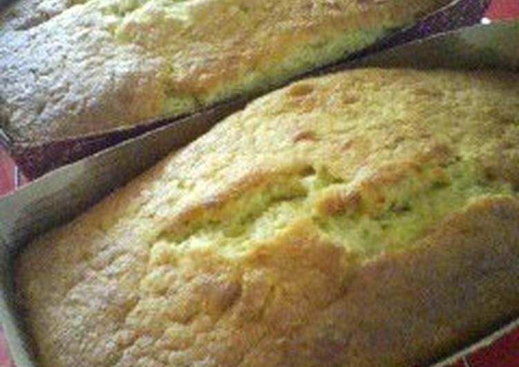 Banana Cake with Pancake Mix