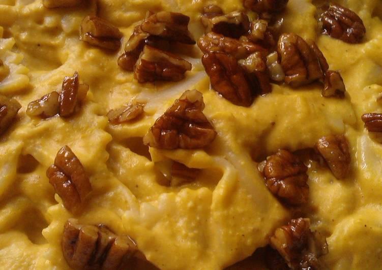 Recipe: Yummy Vickys Pumpkin Pasta Sauce GF DF EF SF NF
