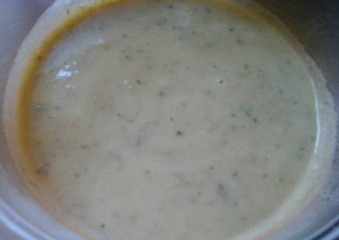 Irmgards Appeeling Soup