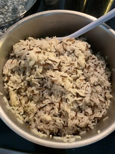 Tips : Perfect steamed rice without using fancy Japanese rice cooker